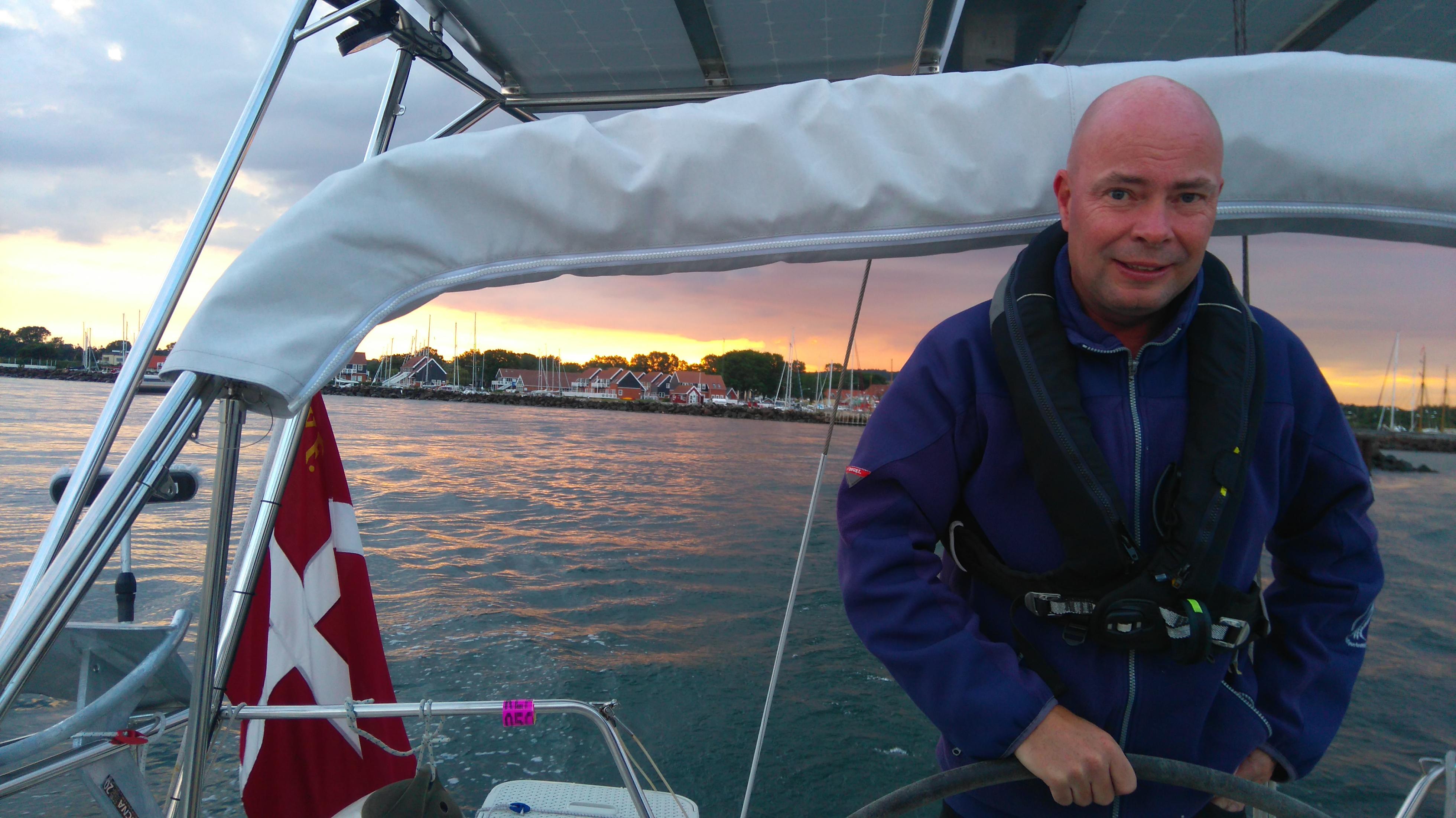 Søvning skipper