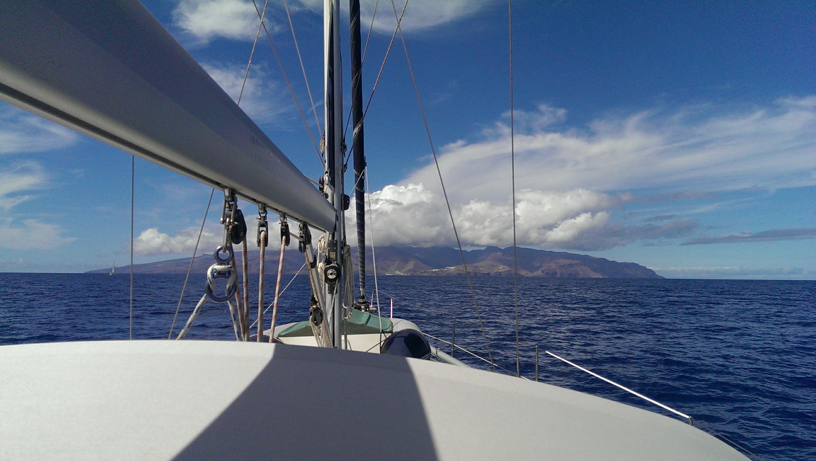 La Gomera set mod vest